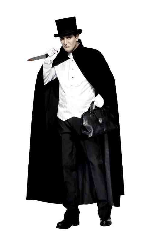 Jack The Ripper Costume For Kids